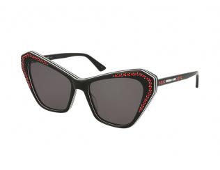 Sluneční brýle Cat Eye - Alexander McQueen MQ0151S 001