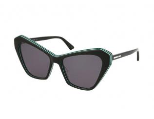 Sluneční brýle Cat Eye - Alexander McQueen MQ0151S 002