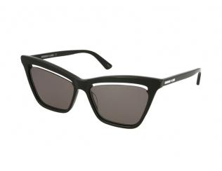 Sluneční brýle Cat Eye - Alexander McQueen MQ0156S 001