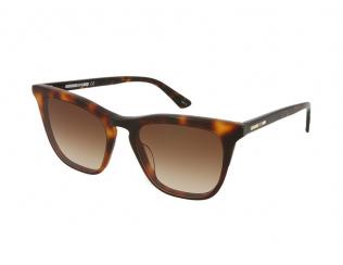 Čtvercové sluneční brýle - Alexander McQueen MQ0168S 002
