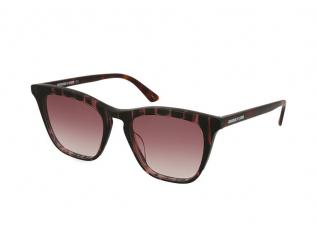 Čtvercové sluneční brýle - Alexander McQueen MQ0168S 004