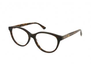 Oválné dioptrické brýle - Gucci GG0379O-002