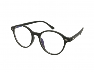 Kulaté dioptrické brýle - Crullé TR1673 C2