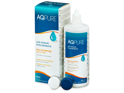 Roztok AQ Pure 360 ml
