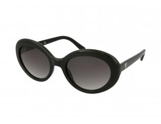 Oválné sluneční brýle - Guess GU7576 01B