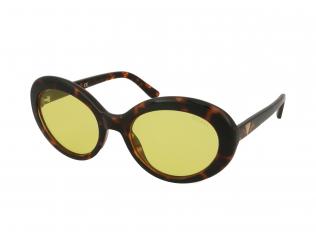 Oválné sluneční brýle - Guess GU7576 52E