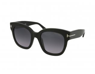 Sluneční brýle Tom Ford - Tom Ford BEATRIX FT0613 01C