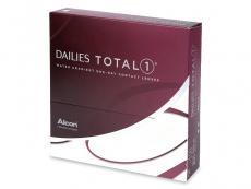 Jednodenní levné kontaktní čočky - Dailies TOTAL1 (90čoček)