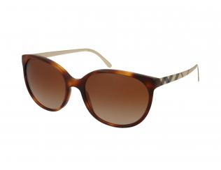 Čtvercové sluneční brýle - Burberry BE4146 340713