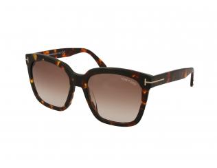 Sluneční brýle Tom Ford - Tom Ford AMARRA FT502 52F