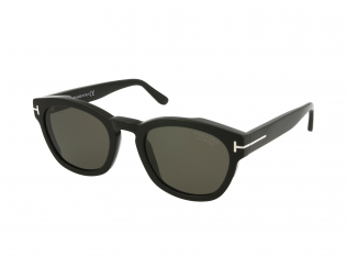 Sluneční brýle Tom Ford - Tom Ford BRYAN-02 FT590 01D