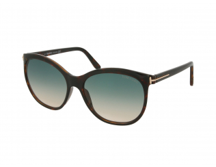 Sluneční brýle Tom Ford - Tom Ford GERALDINE-02 FT568 52P
