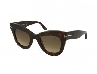Sluneční brýle Tom Ford - Tom Ford KARINA-02 FT612 52K