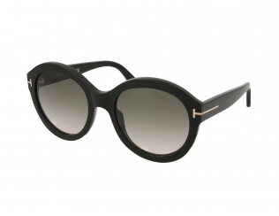 Sluneční brýle Tom Ford - Tom Ford KELLY-02 FT611 01B