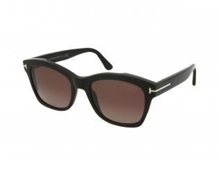 Sluneční brýle Tom Ford - Tom Ford LAUREN-02 FT614 01H