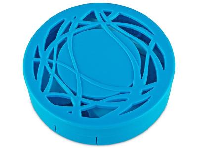 Kazetka s ornamentem - modrá