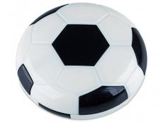 Pouzdra a kazetky - Kazetka Fotbalový míč - černá