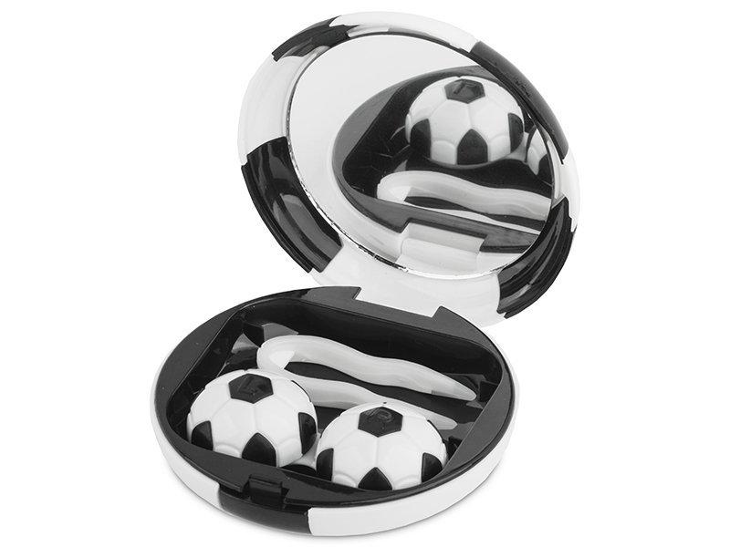 Kazetka Fotbalový míč - černá
