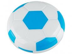 Pouzdra a kazetky - Kazetka Fotbalový míč - modrá