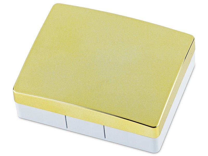 Elegantní kazetka - zlatá  - Elegantní kazetka - zlatá