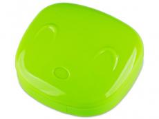 Pouzdra a kazetky - Kazetka Face - zelená