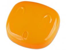 Pouzdra a kazetky - Kazetka Face - oranžová