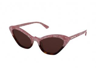 Sluneční brýle Cat Eye - Alexander McQueen MQ0189S 004