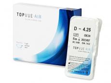 Kontaktní čočky TopVue - TopVue Air (1 čočka)