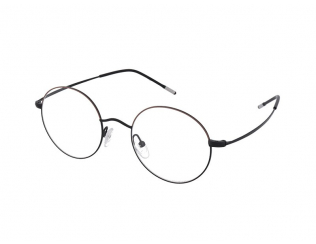 Kulaté dioptrické brýle - Crullé 9236 C1