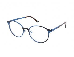 Kulaté dioptrické brýle - Crullé 9335 C1