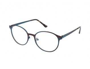 Kulaté dioptrické brýle - Crullé 9335 C2