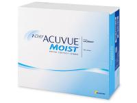 1 Day Acuvue Moist (180čoček) - Jednodenní kontaktní čočky