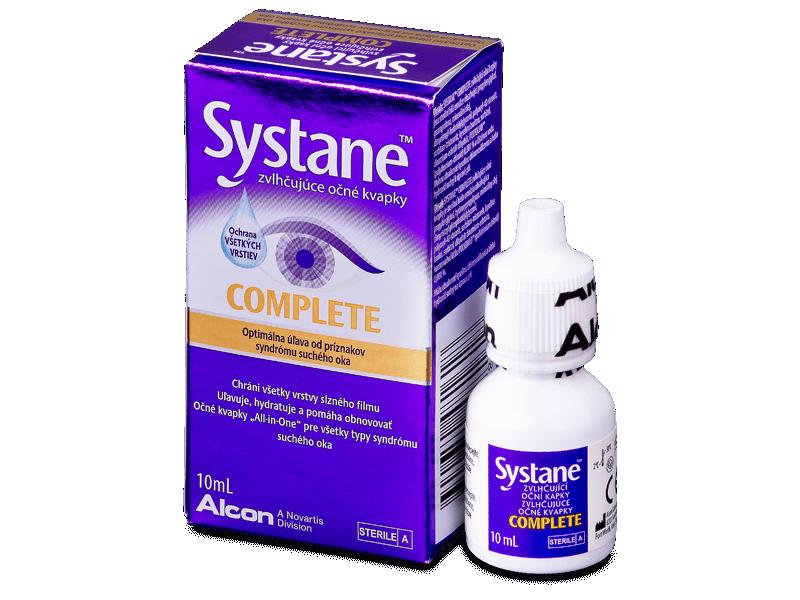 Oční kapky Systane COMPLETE 10 ml  - Oční kapky