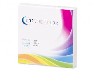 TopVue Color - dioptrické (2čočky)