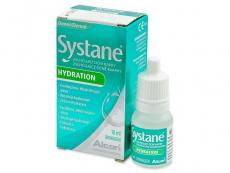 Oční kapky - zvlhčení očí - umělé slzy - Oční kapky Systane Hydration 10 ml
