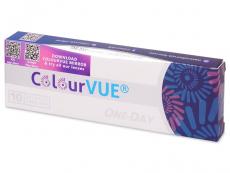 Kontaktní čočky Maxvue Vision - ColourVue One Day TruBlends - dioptrické (10 čoček)