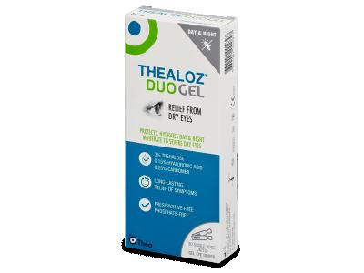 Oční kapky Thealoz Duo Gel 30x 0,4g  - Oční kapky