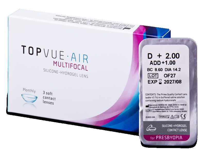 TopVue Air Multifocal (1 čočka)