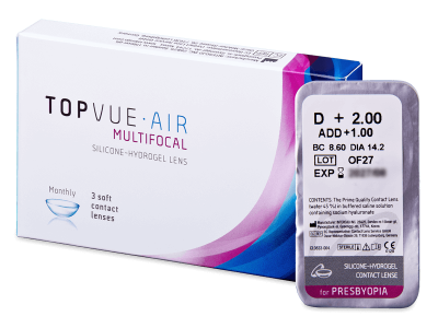 TopVue Air Multifocal (1čočka)