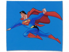 Péče o brýle - Čistící hadřík na brýle - Superman