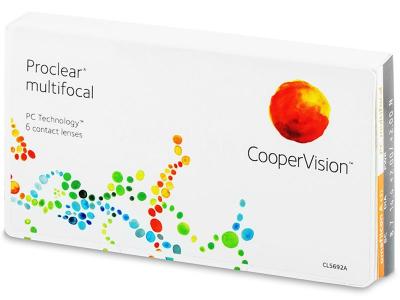 Proclear Multifocal XR (6 čoček)