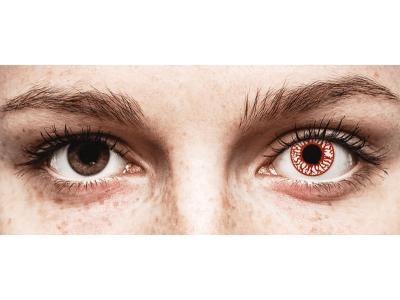 ColourVUE Crazy Lens - Blood Shot - nedioptrické jednodenní (2čočky)