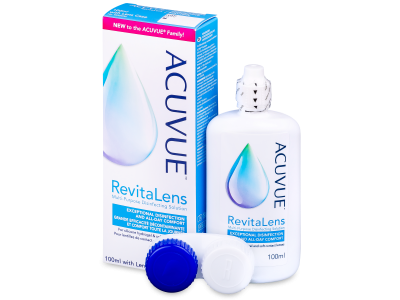 Roztok Acuvue RevitaLens 100 ml