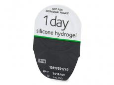 MyDay daily disposable (90čoček) - Vzhled blistru s čočkou