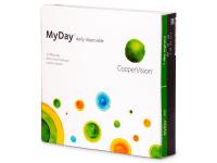 MyDay daily disposable (90čoček) - Jednodenní kontaktní čočky