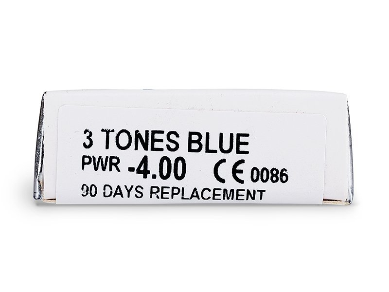 ColourVUE - 3 Tones (2čočky) - Náhled parametrů čoček