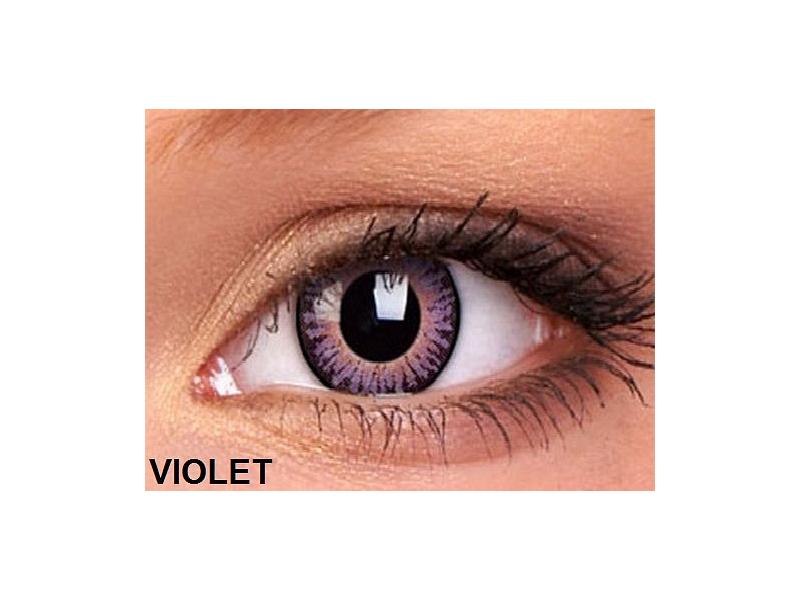 ColourVUE - 3 Tones (2čočky) - Violet