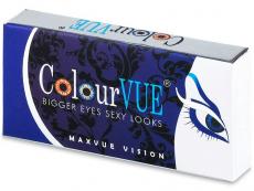 ColourVUE - BigEyes (2čočky) - Barevné kontaktní čočky