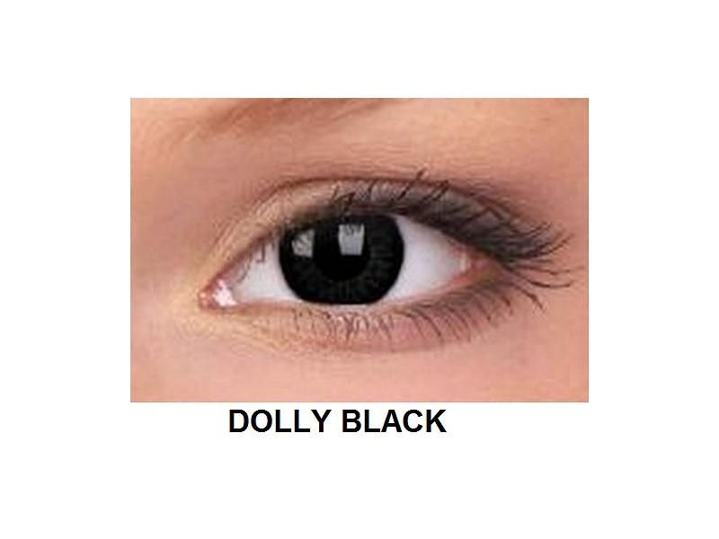 ColourVUE - BigEyes (2čočky) - Dolly Black
