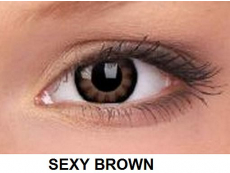 ColourVUE - BigEyes (2 čočky) - Sexy Brown